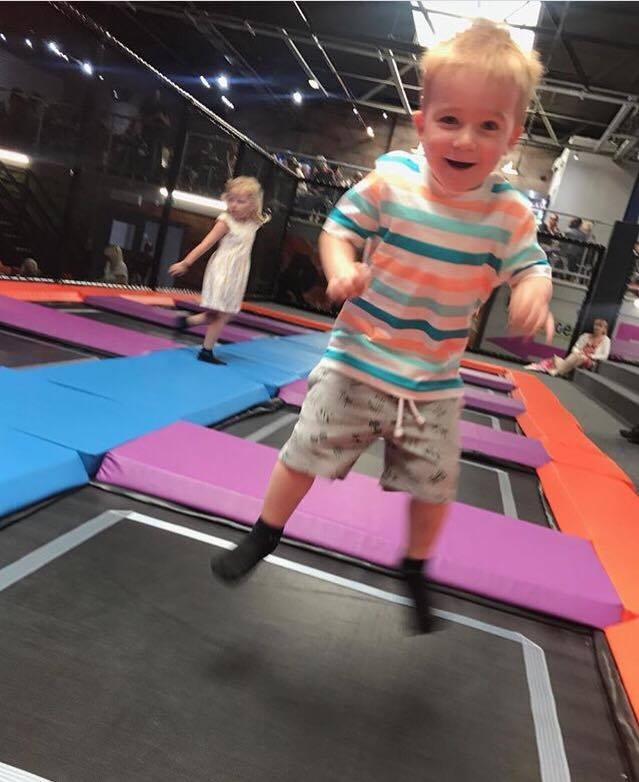 Jump Toddler